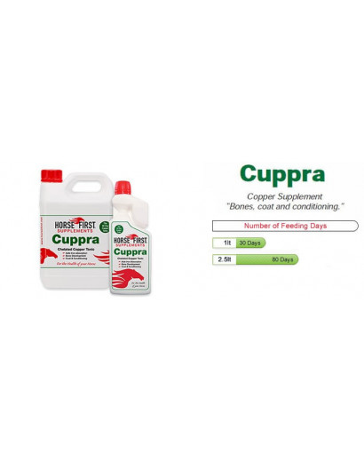 Horse First Cuppra 1 litre