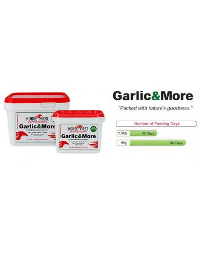 Horse First Garlic & More 1.5kg