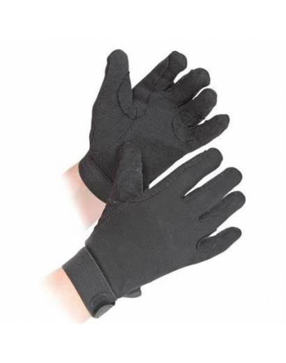 Shires Newbury Gloves- Childs Black