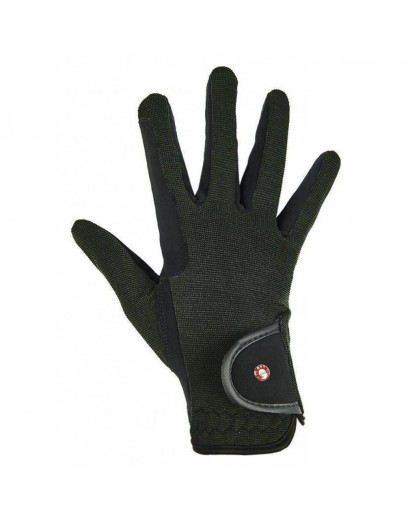HKM Riding gloves -Professional Nubuk look-Age 10 & 12