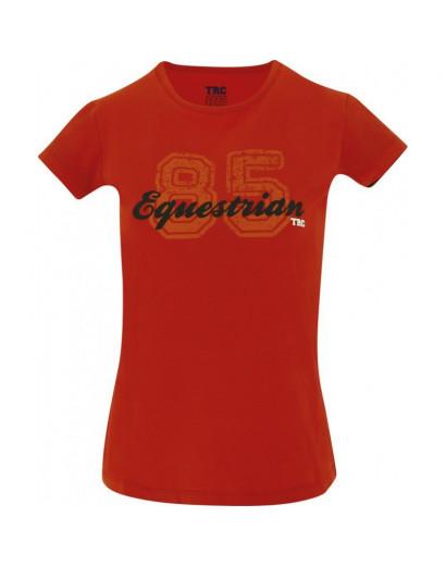 Equitheme TRC 85 T-Shirt Coral