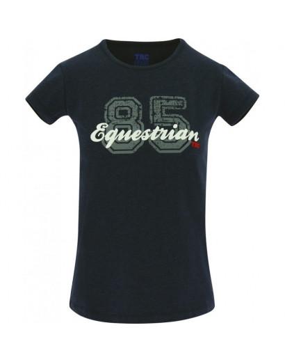 Equitheme TRC 85 T-Shirt - Grey