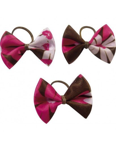 Equitheme Plaiting Band with designer bows