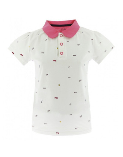 "EQUI-KIDS ""Love"" polo shirt"