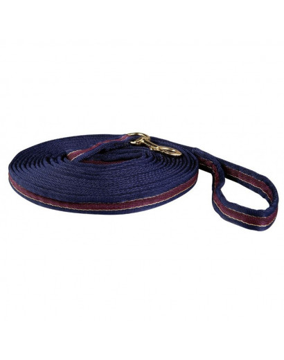 HKM Lunge Rope- Morello- 8 metres