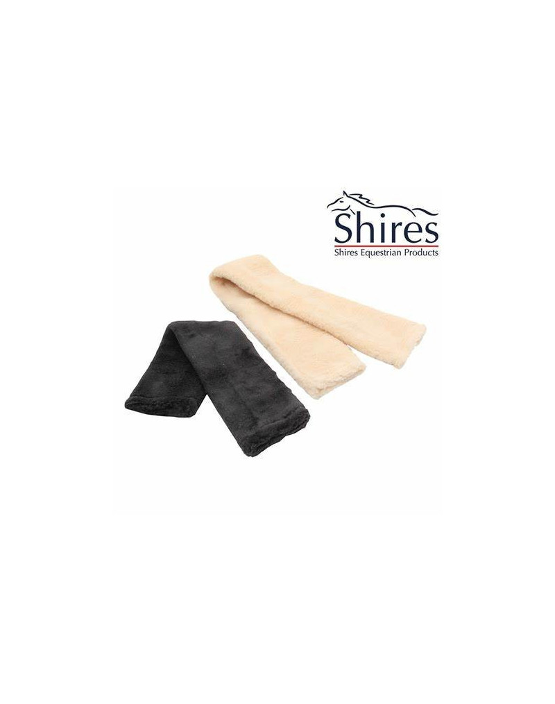Fur Girth Sleeves
