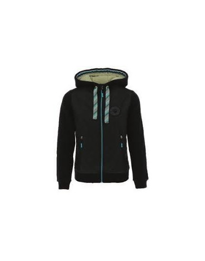 Equitheme TRC 85 Zipped Hoodie- Grey- EU176/Age 15