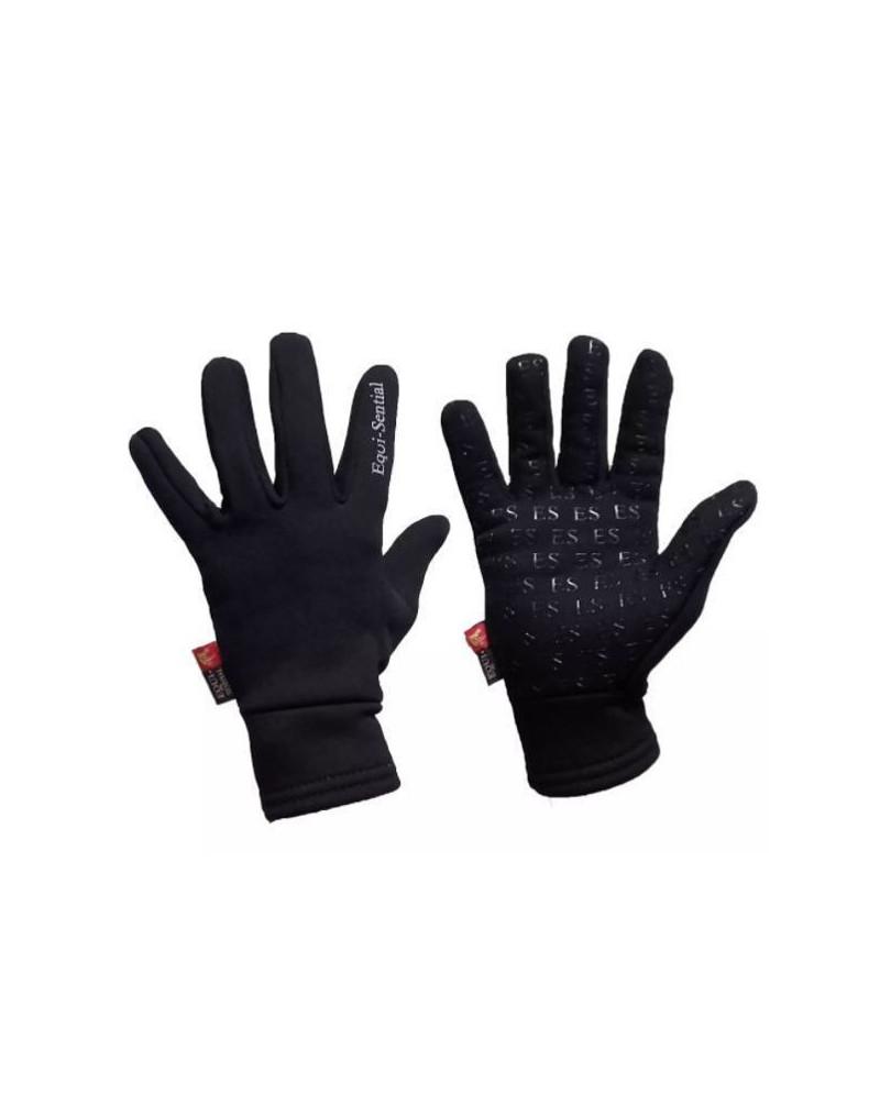 Equisential Breton Gloves- Black