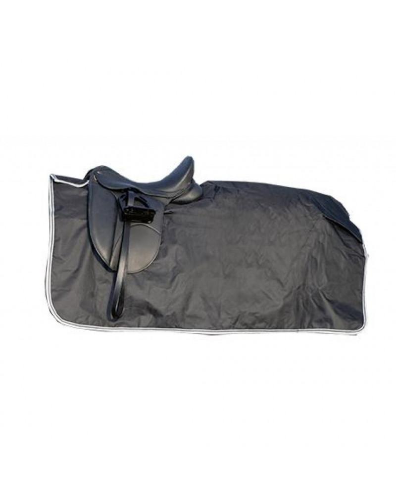 "HKM Waterproof Exercise Sheet-Black- 6ft9"""