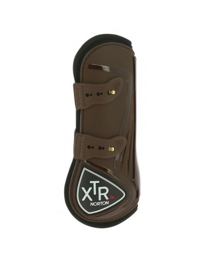 XTR Norton Tendon Boots- Brown/ Pony Size
