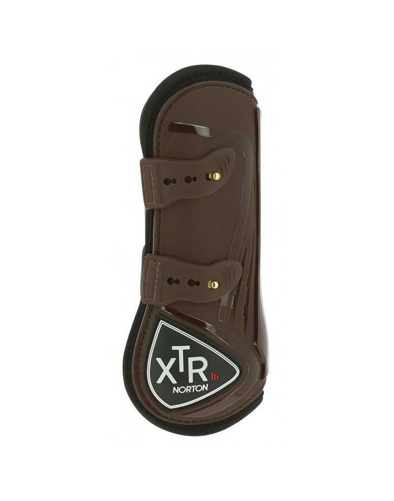 XTR Norton Tendon Boots- Brown/ Pony Size