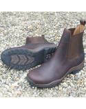 Mackey Cedar Jodhpur Boot- Brown EU46