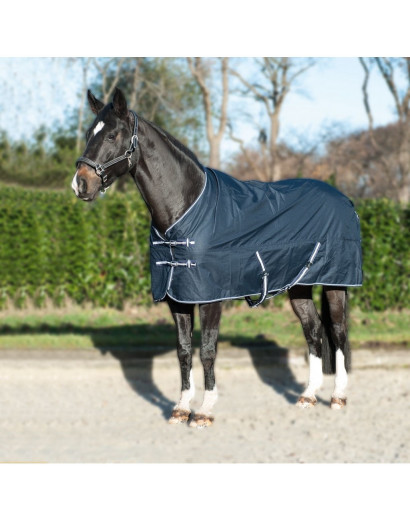 HKM Turnout Rug- 600D- 250g fill- 5ft6""