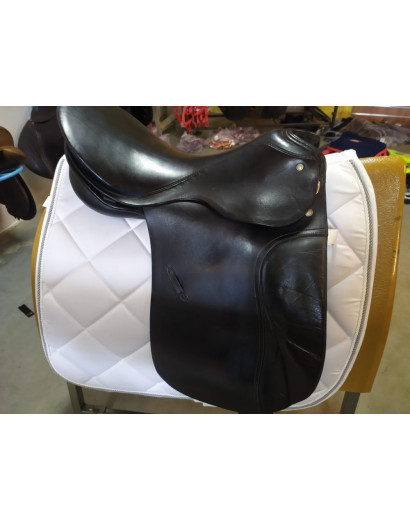 """17.5"""" Passier Dressage Saddle with Flair System"""
