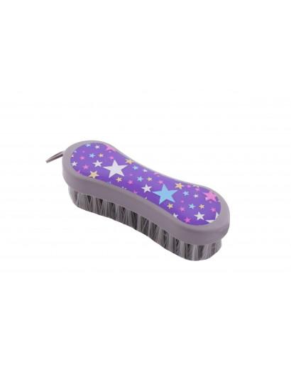 Horka Face Brush- Stars- Purple