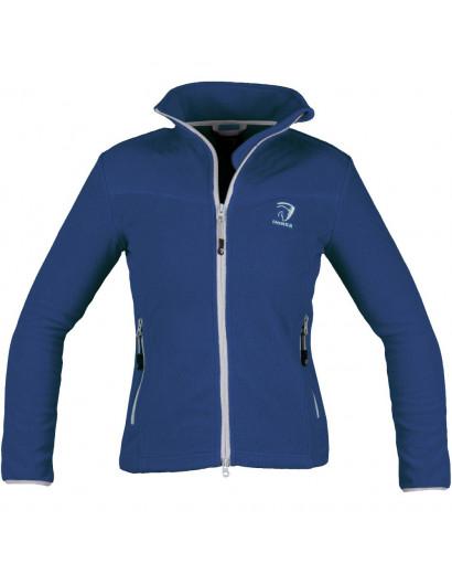 "Horka Fleece Jacket ""Sunshine""- Navy"