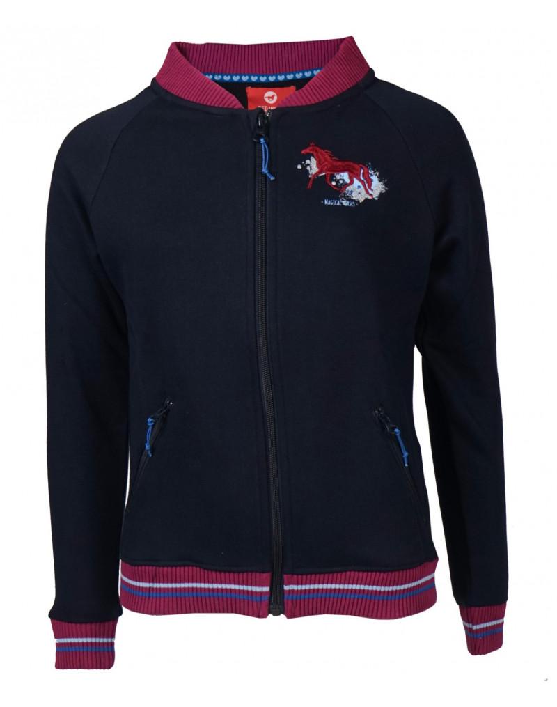 "Horka Fleece Jacket ""Mackensize"" - Navy"