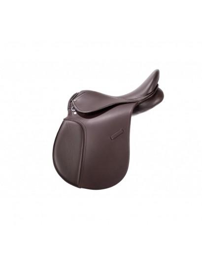 "Gallop Leather Saddle-16""..."