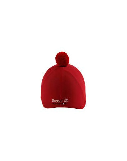 Breeze Up Hat Silk- Red