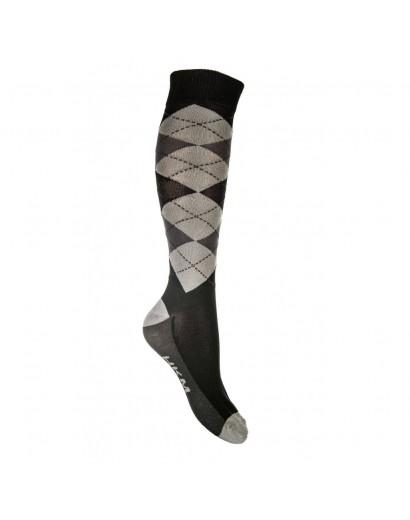 HKM Riding Socks- Check...