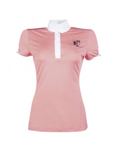 HKM Competition Shirt- Coral