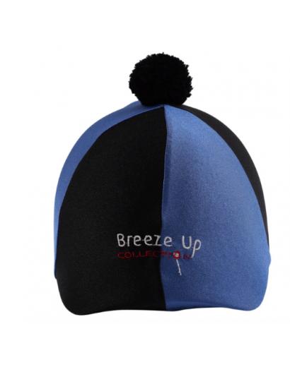 Breeze Up Hat Silk- Navy &...
