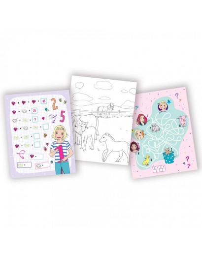Miss Melody Doodle Book