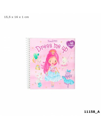 Princess Mimi Sticker Book...