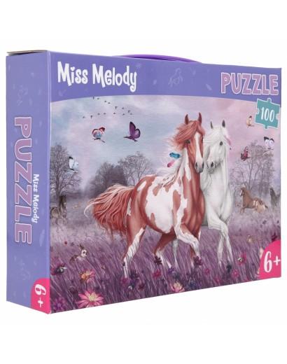 Miss Melody Puzzle 100 pcs