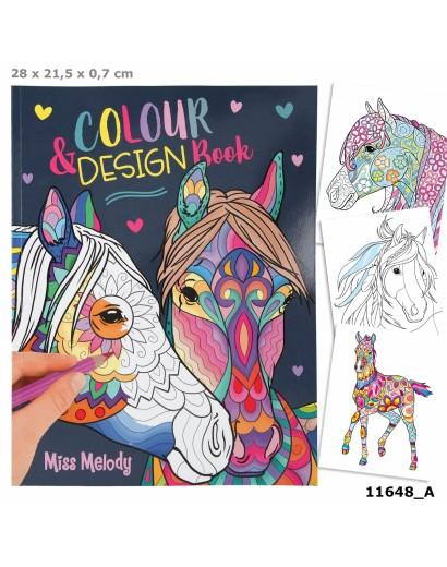 Miss Melody Colour & Design...