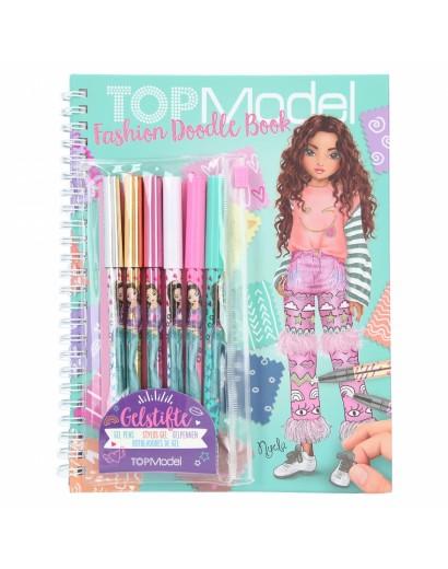TOPModel Fashion Doodle...