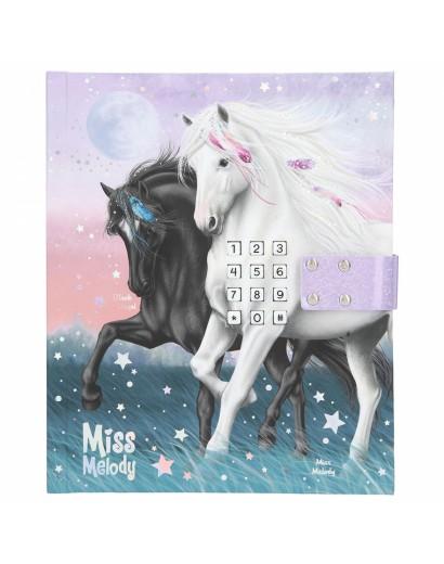 Miss Melody Diary, Motif 1
