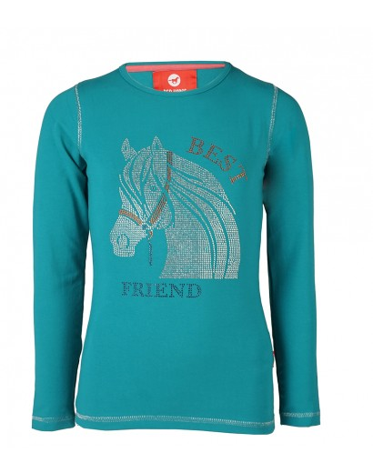 """Red Horse T-Shirt """"Flash""""..."""