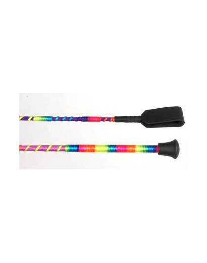 Equisential Rainbow/Glow Whip