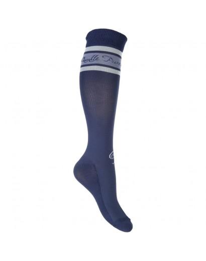 Riding socks -Melody- smoky...