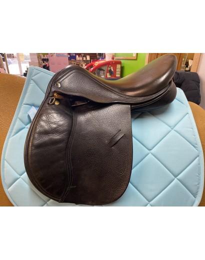 "15"" GFS Pony Saddle- Wide Fit"